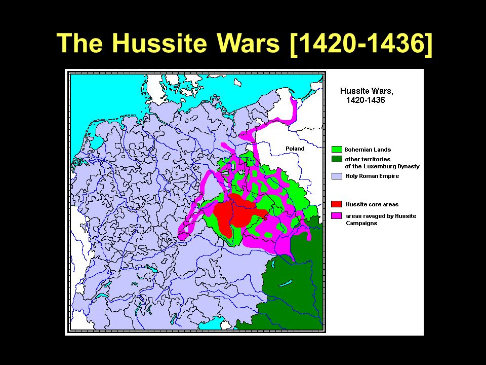 The Hussite Wars [1420-1436]